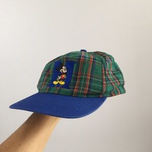 Vintage 90's Mickey Mouse hat